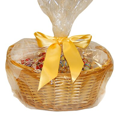 Bild av CHOKLADBUDET - Påskkorg med 5 kg choklad