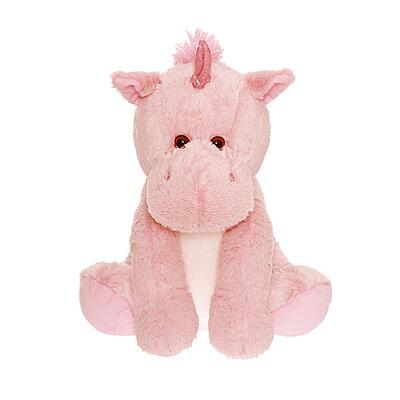 Bild av CHOKLADBUDET - Mjuk och gosig rosa enhörning, Teddykompaniet