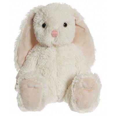 Bild av CHOKLADBUDET - Mjuk och gosig kanin, gräddvit, Teddykompaniet