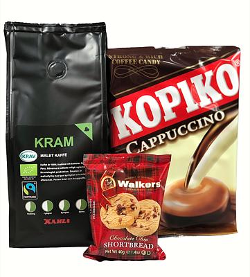 Bild av Kaffepaket för kaffeälskaren!