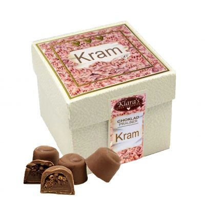 Bild av Kram - Lyxiga chokladpraliner i presentbox