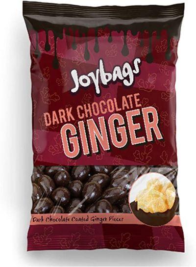 Bild av Joybags Dark Chocolate Ginger 150g