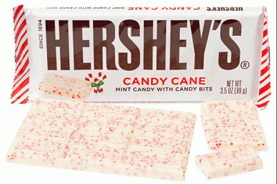 Bild av Hersheys Candy Cane Bar 43gram