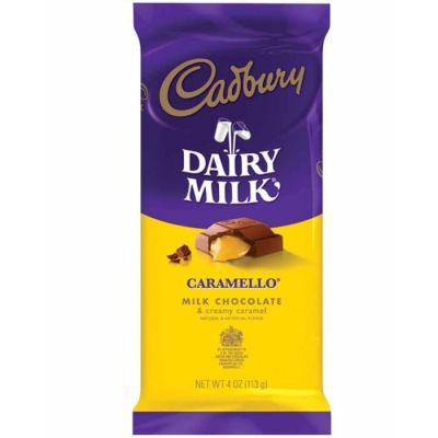 Bild av Cadbury Dairy Milk Caramello 113g
