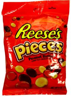 Bild av Reeses Pieces 170g