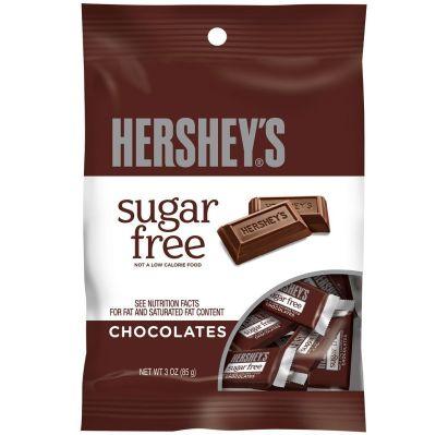 Bild av Hersheys Sugar Free Chocolates 85g