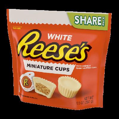 Bild av Reeses White Miniature Cups 297g