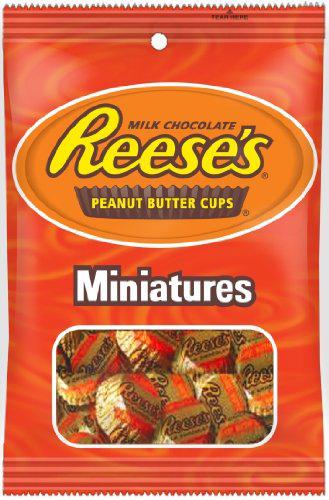 Bild av Reeses Peanut Butter Cup Miniatures 150gram