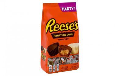 Bild av Reeses Peanut Butter Cup Miniatures 1kg