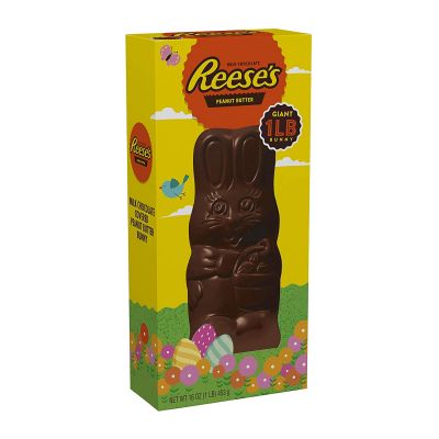 Bild av Reeses Giant Milk Choc Peanut Butter Bunny 453g