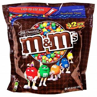 Bild av M&Ms Milk Chocolate 1.08kg