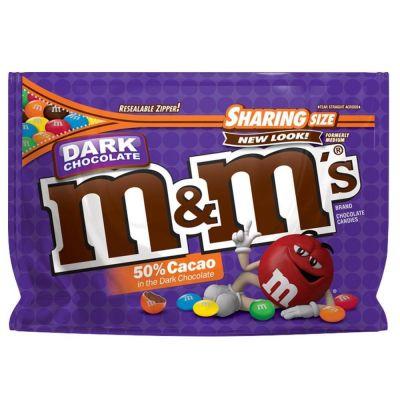 Bild av M&Ms Dark Chocolate 286g