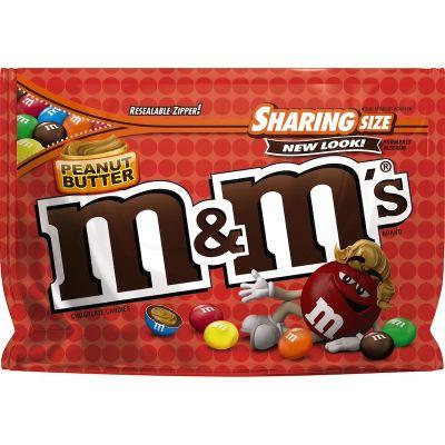 Bild av M&Ms Peanut Butter 272g
