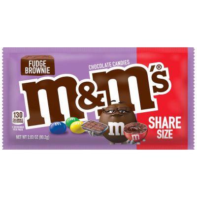 Bild av M&Ms Fudge Brownie 80g