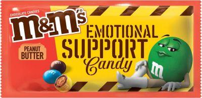 Bild av M&Ms Peanut Butter Messages 46g