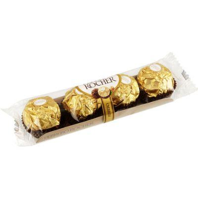 Bild av Ferrero Rocher 4-Pack 50g