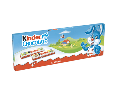 Bild av Kinder Choklad 150g