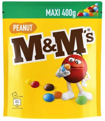 Bild av M&Ms Peanut 400g