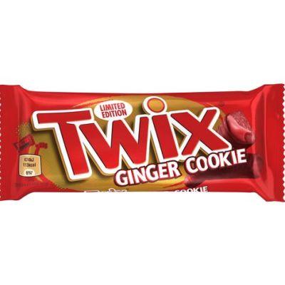 Bild av Twix Ginger Cookie 46g