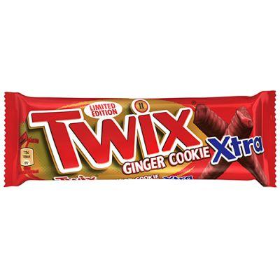 Bild av Twix Ginger Cookie 75g
