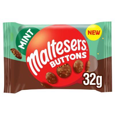 Bild av Maltesers Mint Buttons 32g
