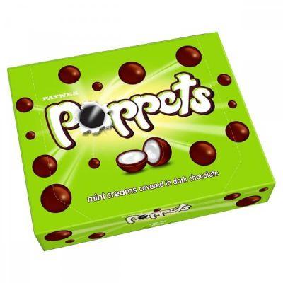 Bild av Poppets Mint Creams 154g