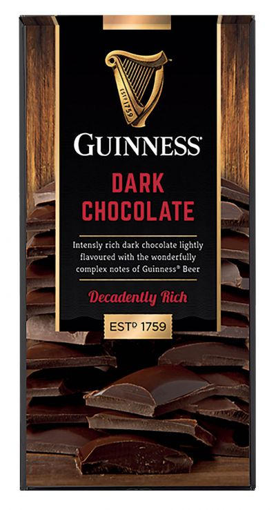 Bild av Guinness Dark Chocolate Bar 90g