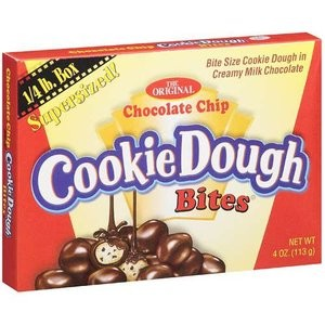 Bild av Cookie Dough Bites Chocolate Chip 88gram