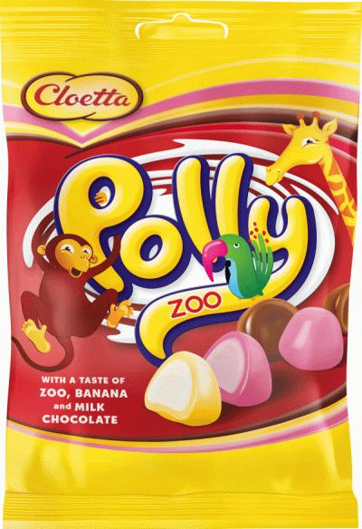 Bild av Polly Zoo 100g
