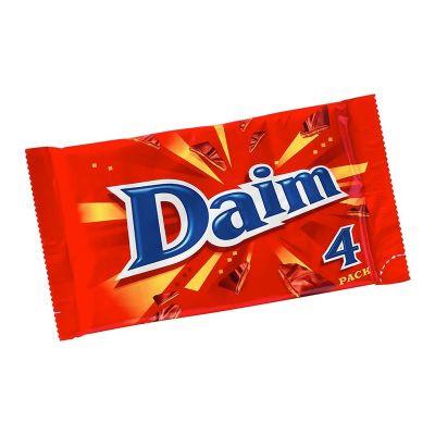 Bild av Daim 4-pack 112g