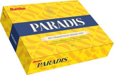 Bild av Marabou Paradis Ask 500g