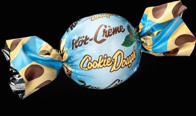 Bild av Nöt-Creme kulor Cookie Dough 2.4kg