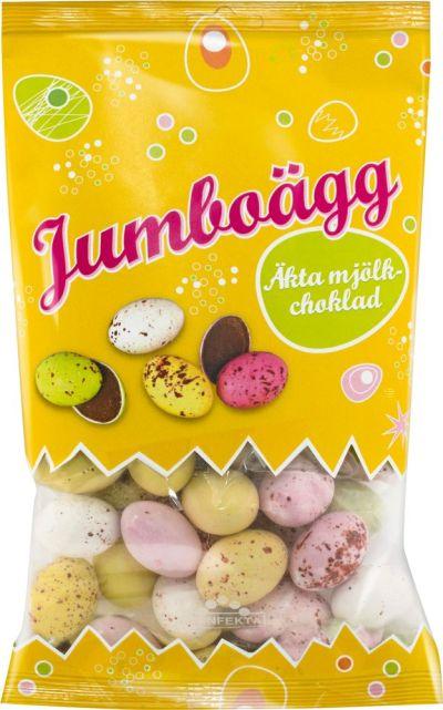 Bild av Jumboägg Mjölkchoklad 175g