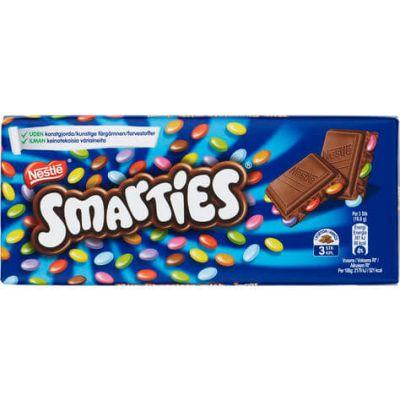 Bild av Smarties Chokladkaka 100g