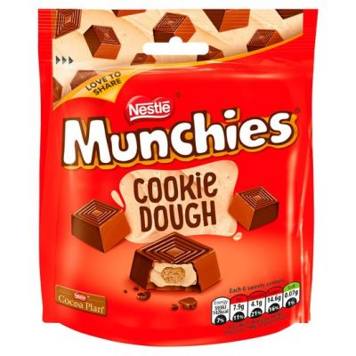 Bild av Munchies Cookie Dough 101g