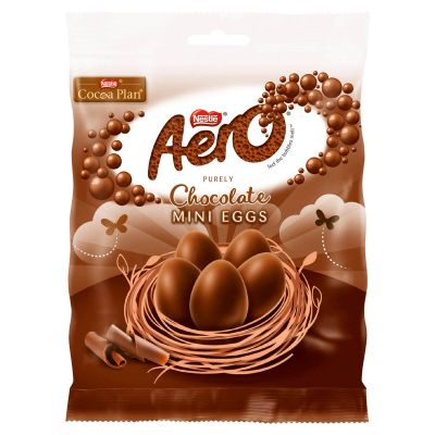 Bild av Aero Chocolate Mini Eggs 70g