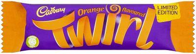 Bild av Cadbury Twirl Orange 43g