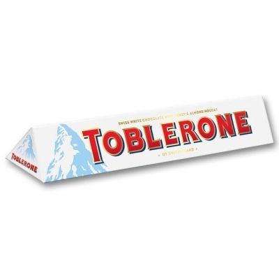 Bild av Toblerone Vit 100g