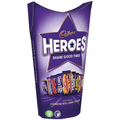 Bild av Cadbury Heroes Chocolate Carton 290g
