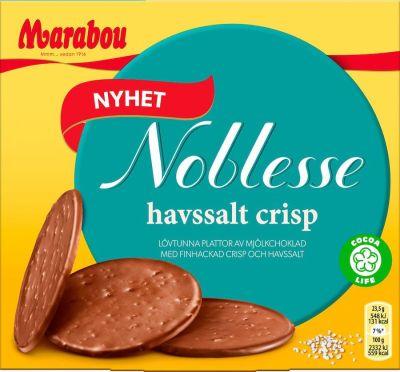 Bild av Noblesse Crisp Havssalt 150g