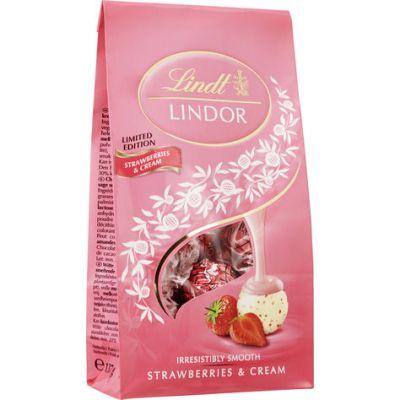 Bild av Lindor Strawberries & Cream 137g