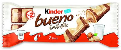 Bild av Kinder Bueno White 39g
