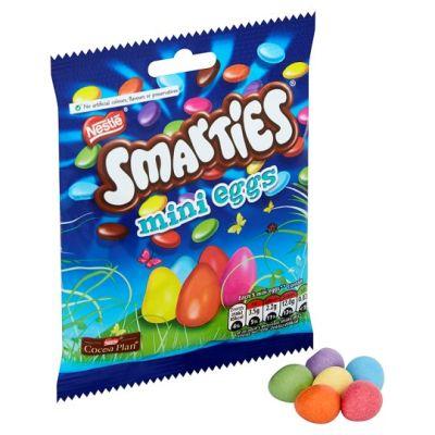 Bild av Smarties Mini Eggs 80g