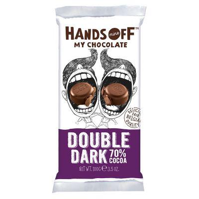 Bild av Hands Off My Chocolate Double Dark 70% Cocoa 100g