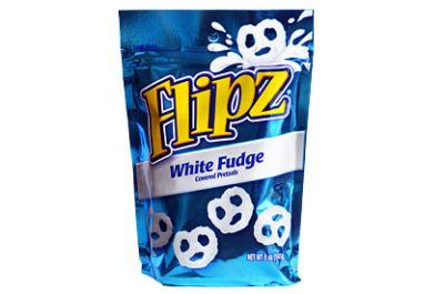 Bild av Pretzel Flipz White Fudge 141gram