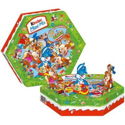 Bild av Kinder Maxi Mix 152g