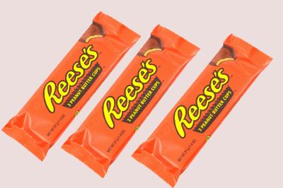 Bild av Reeses Peanut Butter Cups 3-pack x 3st