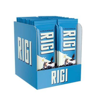 Bild av Rigi Mjölkchoklad 20g x 20st
