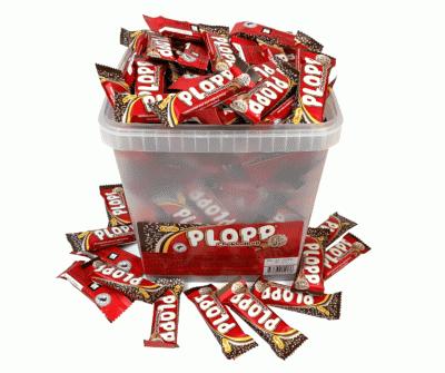 Bild av Plopp Chokladboll Inslagna 2kg