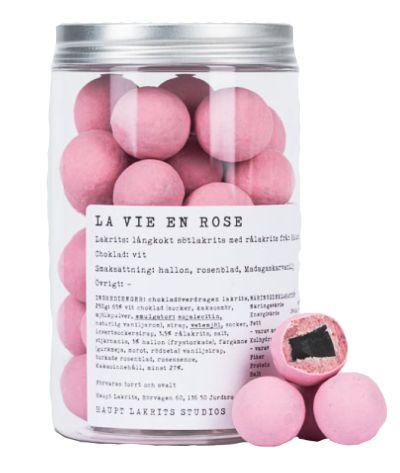 Bild av La Vie En Rose - Haupt Lakrits